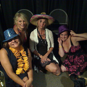 Photo Booth from Wedding