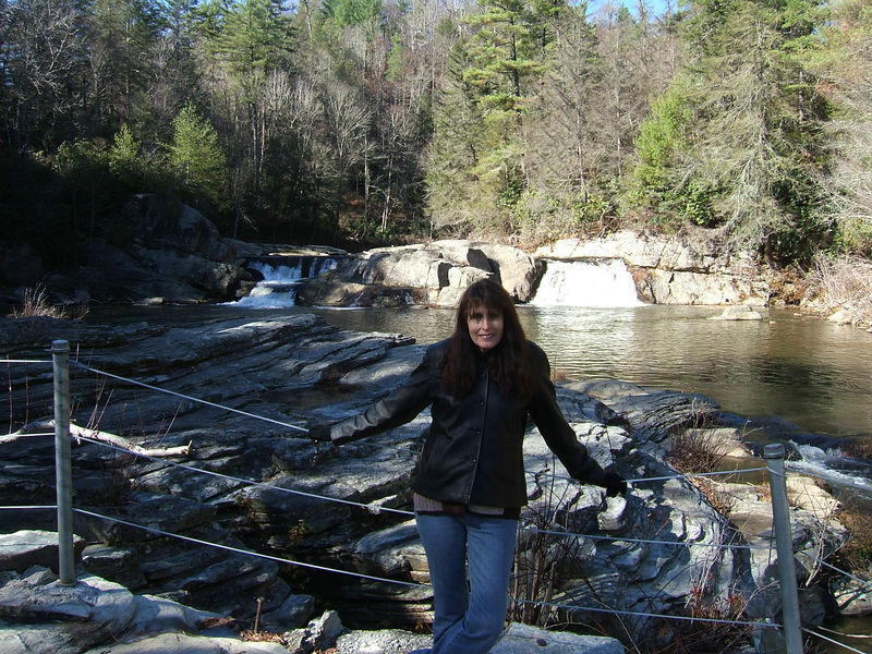Linville Falls, hike