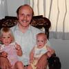 June 1981<br /> 1484 S. 400 E., Orem, UT<br /> Teresa, daddy & Craig Robert