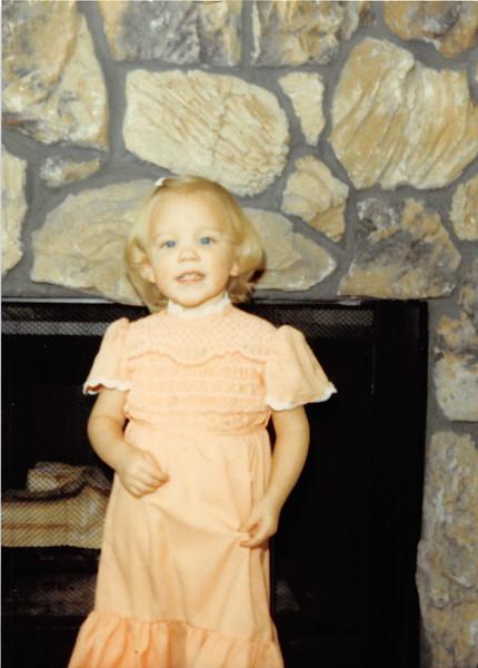January 1981<br /> 1104 W. 680 S. Orem, UT<br /> Teresa (23 months)