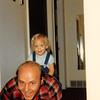 December 1980<br /> 1104 W. 680 S., Orem, UT<br /> Bob & Teresa (21 months) Meakin