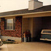 Febuary 1981<br /> 660 S. 1115 W. Orem, UT<br /> Our neighbors, the Vogelsbergs, house at our first house in Orem, UT.