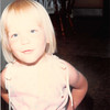 June 1981<br /> 1484 S. 400 E., Orem, UT<br /> Teresa Meakin (almost 2 1/2 yrs.)