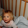 December 1980<br /> 1104 W. 680 S. Orem, UT<br /> Teresa just waking up from nap.