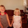 July 1981<br /> 1484 S. 400 E., Orem, UT<br /> Misty Beardall & Teresa (almost 2 1/2 yrs.)