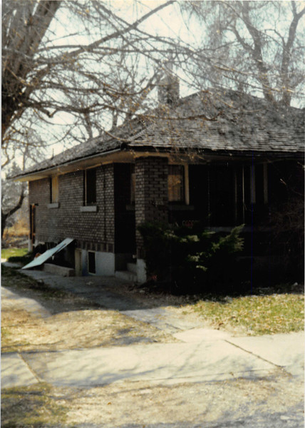 May 1978<br /> 245 W. 400 S. Provo, UT<br /> Our first love nest!<br /> Basement apartment (more like a dump)--cost $85 per month