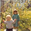 March 1981<br /> 262 Marich Way, Los Altos, Ca<br /> Teresa (2 yrs. & Heidi Spencer playing in the backyard.