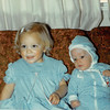 February 1981<br /> 1484 S. 400 E. Orem, UT<br /> Teresa (2 years) & Craig Robert (3 months)