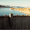 February 1981<br /> Glen Canyon Dam<br /> Southern Utah