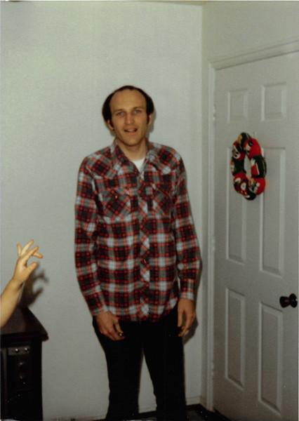 Dec. 24, 1980<br /> 1104 W. 680 S. Orem, UT<br /> Joe Meakin