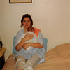 December 1980<br /> 1104 W. 680 S. Orem, UT<br /> Vickie & baby Craig (2 weeks old).