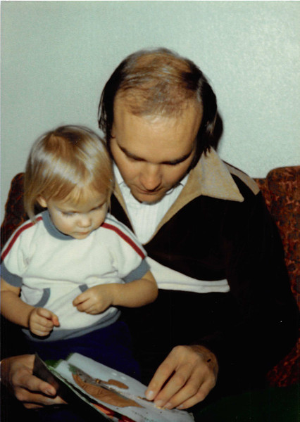 January 1981<br /> 1104 W. 680 S. Orem, UT<br /> Teresa and Jerry Meakin.