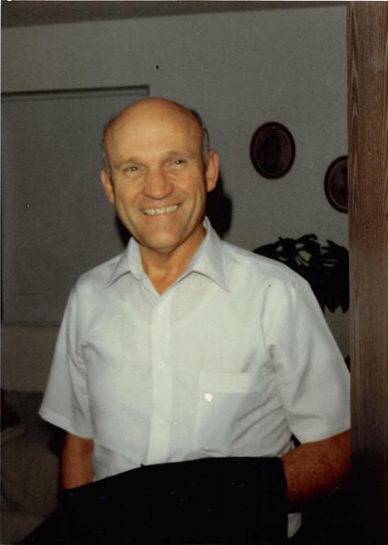 January 1981<br /> 1104 W. 680 S. Orem, UT<br /> Dad Meakin
