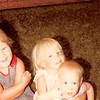 July 1981<br /> 1484 S. 400 E., Orem, UT<br /> Misty Beardall, Teresa (almost 2 1/2 yrs) & Craig (7 months).