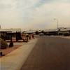 Feb. 26, 1981<br /> Phoenix, AZ<br /> Grandpa Farnsworth and Teresa going for a walk.