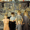 January 1981<br /> 1104 W. 680 S. Orem, UT<br /> L to R--Teresa, David, John, Wendy & Becky Vogelsberg (neighbor kids).