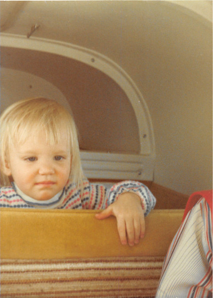Feb. 26, 1981<br /> Phoenix, AZ<br /> Teresa's birthday and first airplane ride in Grandpa Meakin's plane (Mooney 201).