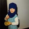 December 1980 <br /> 1104 W. 680 S. Orem, UT<br /> Teresa Meakin (22 months old)