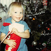 Christmas morning 1980<br /> 1104 W. 680 S. Orem, UT<br /> Teresa loves candy canes!