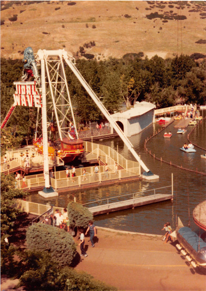 July 1981<br /> Lagoon amusement park, UT<br /> at the Farnsworth reunion