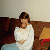 Dec. 24, 1980<br /> 1104 W. 680 S. Orem, UT<br /> Jeanne Meakin holding Craig (4 weeks old).