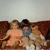 December 1980<br /> 1104 W. 680 S. Orem, UT<br /> Teresa, Brynne & Wes Cardall