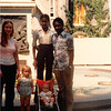 June 1981<br /> Temple Square, Salt Lake City, UT<br /> Vickie, Teresa, Craig, Ann Balfour & Ozwald Balfour (a couple from Trinidad that daddy and mommy knew on their mission).