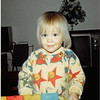 January 1981<br /> 1104 W. 680 S. Orem, UT<br /> Teresa (23 months old)