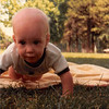 June 1981<br /> Liberty Park, Salt Lake City, UT<br /> Craig (6 months old)