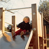 March 1981<br /> Shoup Park in Los Altos, CA<br /> Tesa (2 years old)