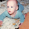 April 1981<br /> 1484 S. 400 E., Orem, UT<br /> Craig Robert Meakin (4 months old).