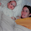 June 1981<br /> 1484 S. 400 E., Orem, UT<br /> Craig and mommy in bed.
