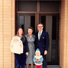 March 1981<br /> MTC, Provo, UT<br /> Craig, Vickie, mommy, Teresa & daddy