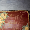 June 26, 1981<br /> 1484 S. 400 E., Orem, UT<br /> Birthday cake Barby Vogelsberg made for my birthday (a surprise!)