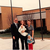 March 1981<br /> MTC, Provo, UT<br /> daddy, Vickie, mommy, Craig & Teresa