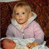 December 1980<br /> 1104 W. 680 S. Orem, UT<br /> Teresa holding Craig (2 weeks old).