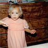 December 1980<br /> 1104 W. 680 S. Orem, UT<br /> Teresa Meakin (21 months)