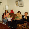 December 1980<br /> 1104 W. 680 S. Orem, UT<br /> Vickie, Teresa, mommy & daddy Richardson