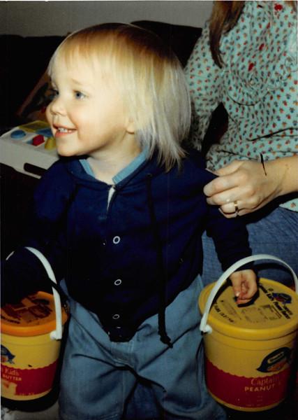 Dec. 1980<br /> 1104 W. 680 S. Orem, UT<br /> Teresa (22 months old)
