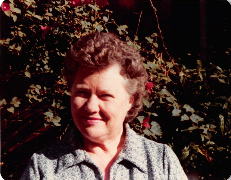 1980<br /> mommy--Wilma G. Richardson