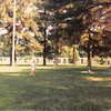 June 1981<br /> Liberty Park, Salt Lake City, UT<br /> Teresa chasing the seagulls.