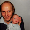 December 1980<br /> 1104 W. 680 S. Orem, UT<br /> Bob & Craig (4 weeks old) Meakin