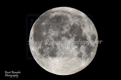 Big moon 2012