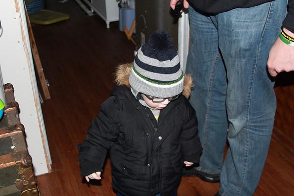Alex's Christening, Christmas, Ne Year 2012