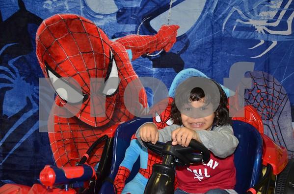 Photos Taken at Southgate Spiderman,Frozen,Minions