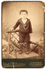 Grandpa Pulver 1888, aged approx 4 years.