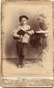 Grandpa Pulver 1892, aged 8.