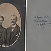 Lydia Cox Wilson, widow, married Edgar Adams, in Columbus Nebraska