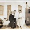 Lydia Cox Wilson Adams, brother John, Charley Mabron, John's Brother-in-Law