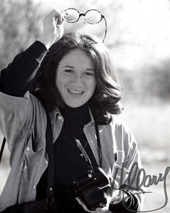 April 1973 - Age 20 with my first SLR...an all manual Miranda. Still have it, too!